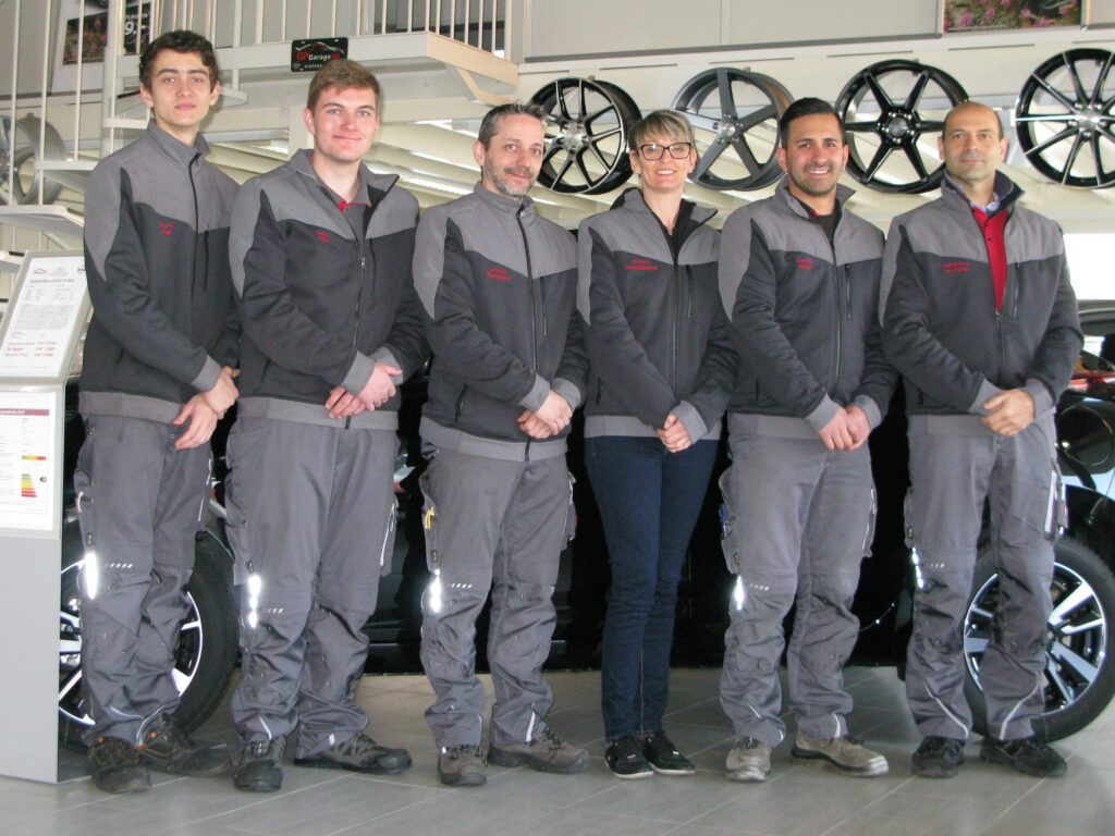 Team GP Garage AG